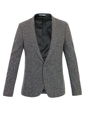 Donegal flecked jacket