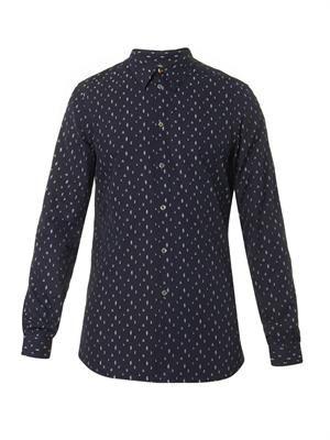 Music Notes cotton shirt