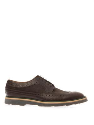 Grand Scotch leather brogues