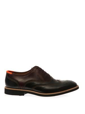 Baer leather brogues