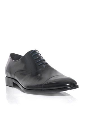 Earl high-shine Oxford shoes
