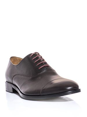 Earl matte Oxford shoes