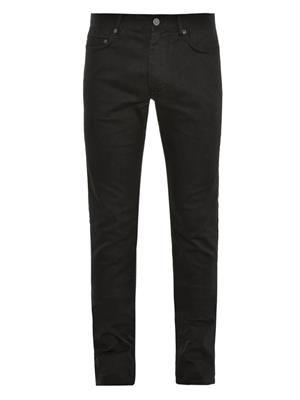 Stretch-cotton skinny jeans