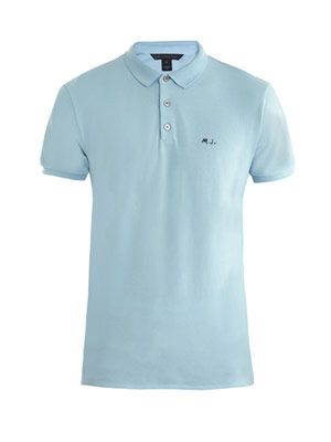 MJ polo top