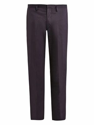 Adam cotton trousers