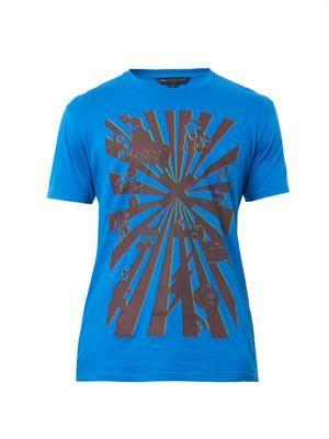 X-print T-shirt