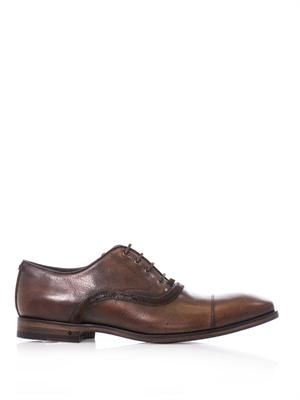 Fleetwood oxford shoes