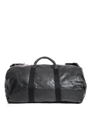 Arnaud leather duffel bag