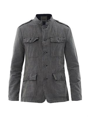 Five pocket office jacket