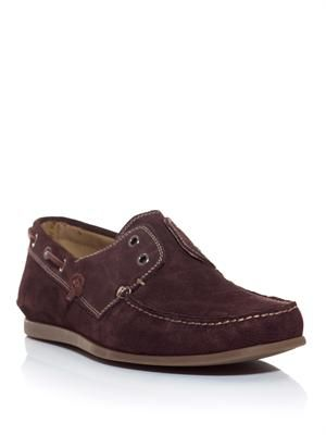 Schooner shoes