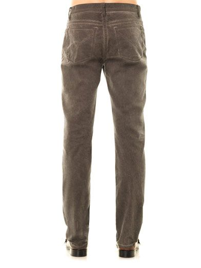 John Varvatos Star Usa Bowery straight-leg jeans