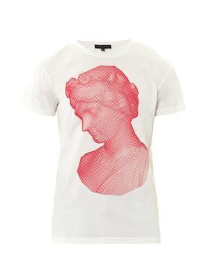 Luca screen-print T-shirt