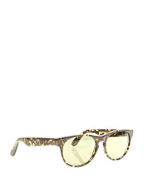 October sunglasses