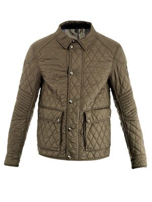 Croydon quilted jacket