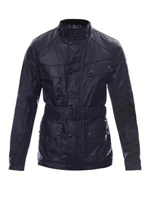 Circuit master waxed cotton jacket