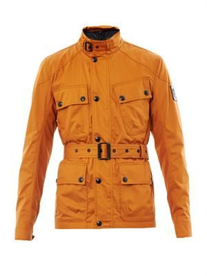 Circuitmaster coated-cotton field jacket