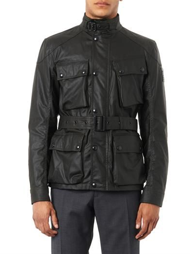 Belstaff Circuitmaster field jacket