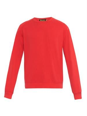 1950s crew-neck sweatshirt