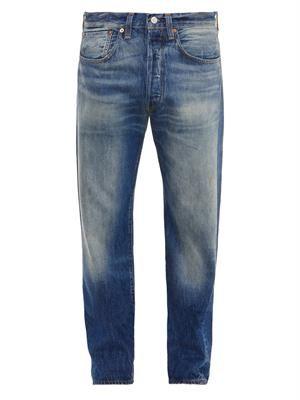 1947 501 straight-leg jeans