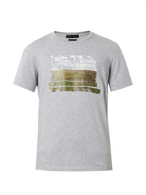Norway graphic-print T-shirt