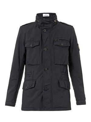 David multi-pocket field jacket