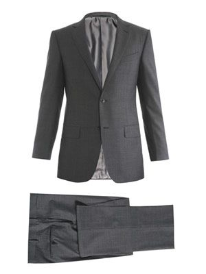 Milano 2 wool suit