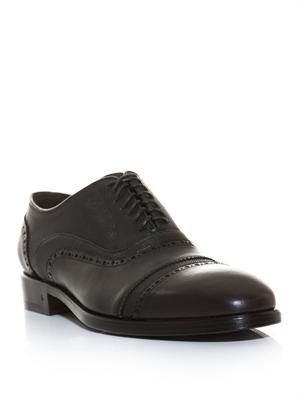 Fleetwood lace up oxford shoes