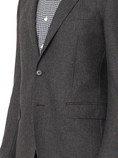 Lanvin Attitude-fit wool blazer