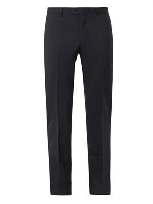 Attitude-fit tailored trousers