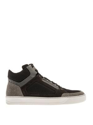 BMX mid-top trainers