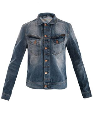 Conny organic denim jacket