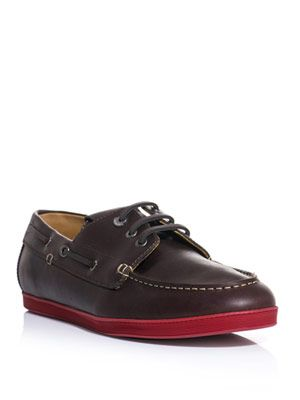 Guadeloupe boat shoes