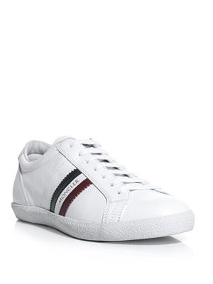 Monaco stripe trainers