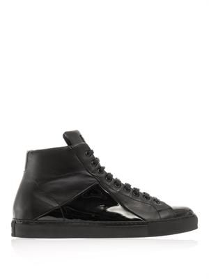 Jack Johnson high-top trainers