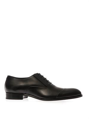 Miles leather oxford shoes