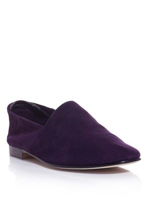 Arno suede loafers