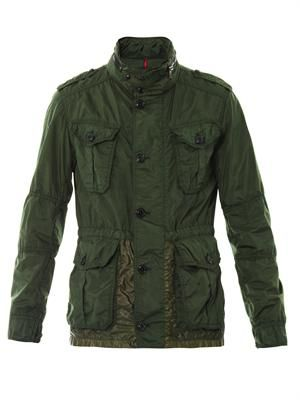 Gilbert field jacket