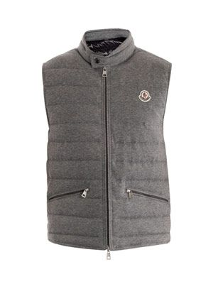 Gerard cotton gilet
