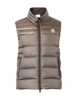 Dupres quilted gilet