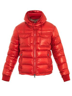 Fedor quilted coat