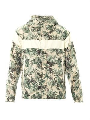 Joachim jungle-print jacket