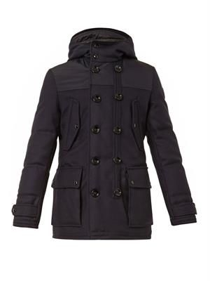 Peterson down duffle coat