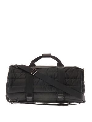 Bertrand quilted weekend bag