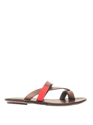 Josh leather sandals