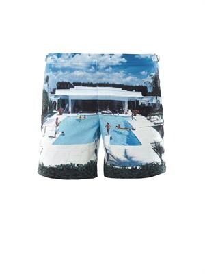 Bulldog Goodman's Gracious swim shorts