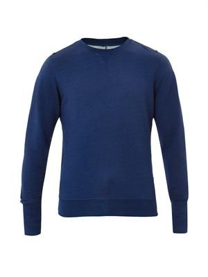 Dudley cotton sweatshirt