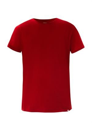 Tommy crew-neck T-shirt
