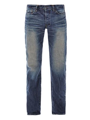 Barracuda straight-leg jeans