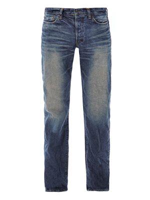 Barracuda straight-leg jeans