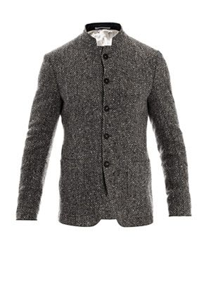 Gstad cashmere and wool jacket